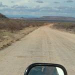 strada sterrata